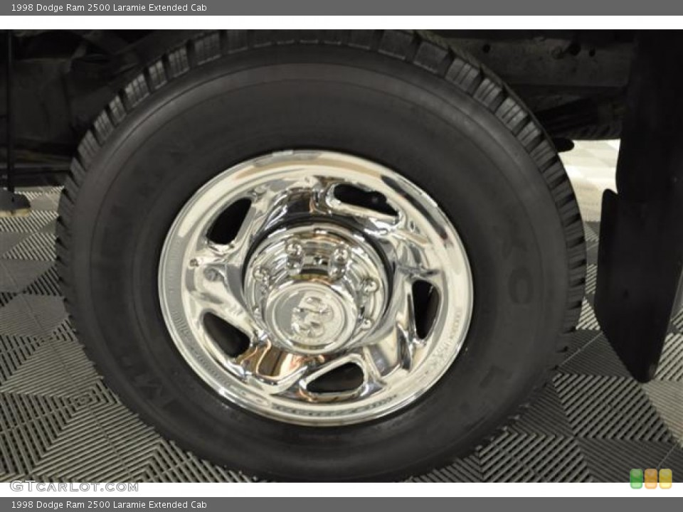 1998 Dodge Ram 2500 Wheels and Tires