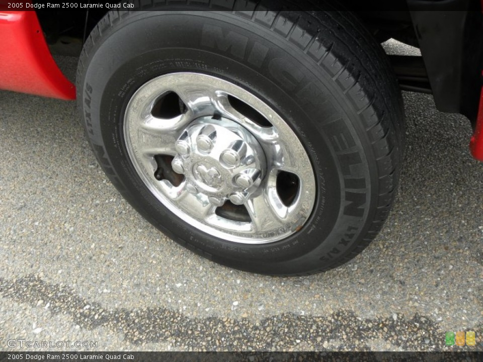 2005 Dodge Ram 2500 Wheels and Tires
