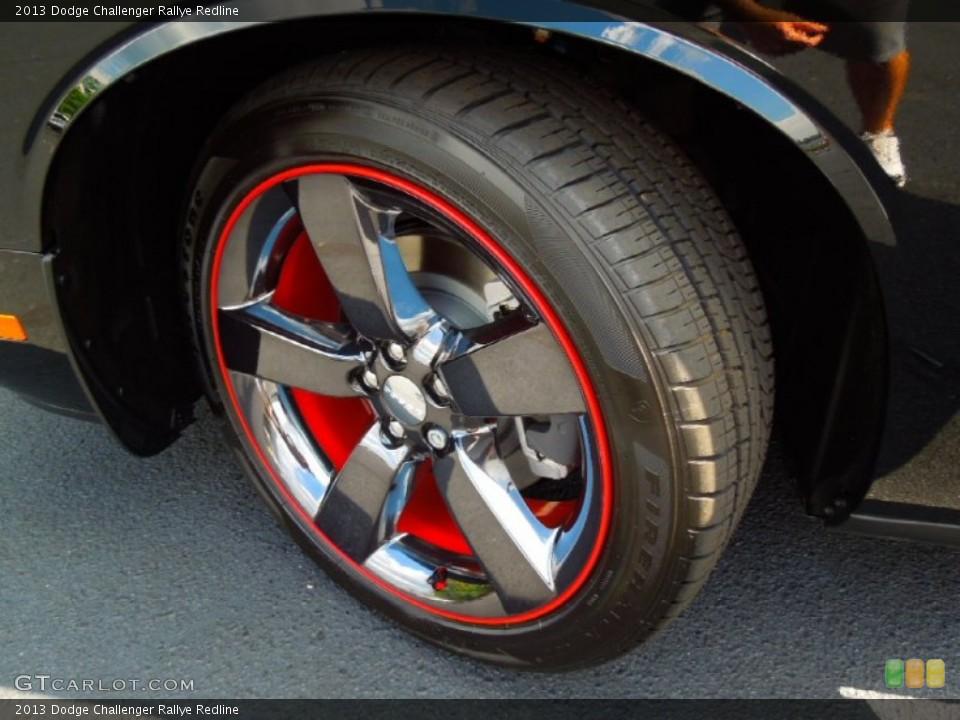 2013 dodge challenger rallye redline wheel and tire photo 71144454 - 2013 Dodge Challenger Rt Redline
