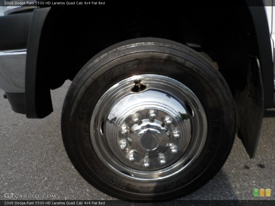 2008 Dodge Ram 5500 HD Wheels and Tires