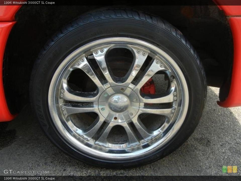 1996 Mitsubishi 3000GT Wheels and Tires