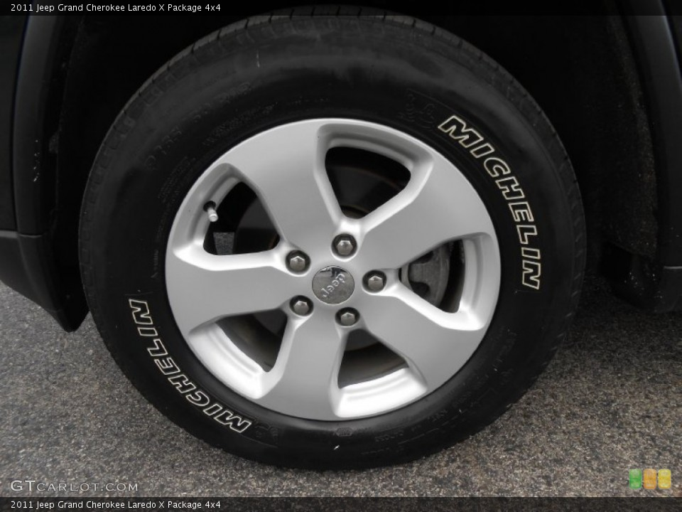 2011 grand cherokee laredo 4x4 wheels and tires. Cars Review. Best American Auto & Cars Review