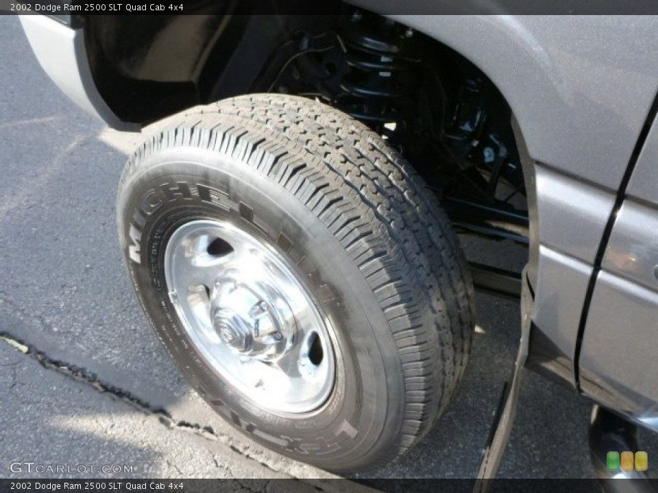 2002 Dodge Ram 2500 Wheels and Tires