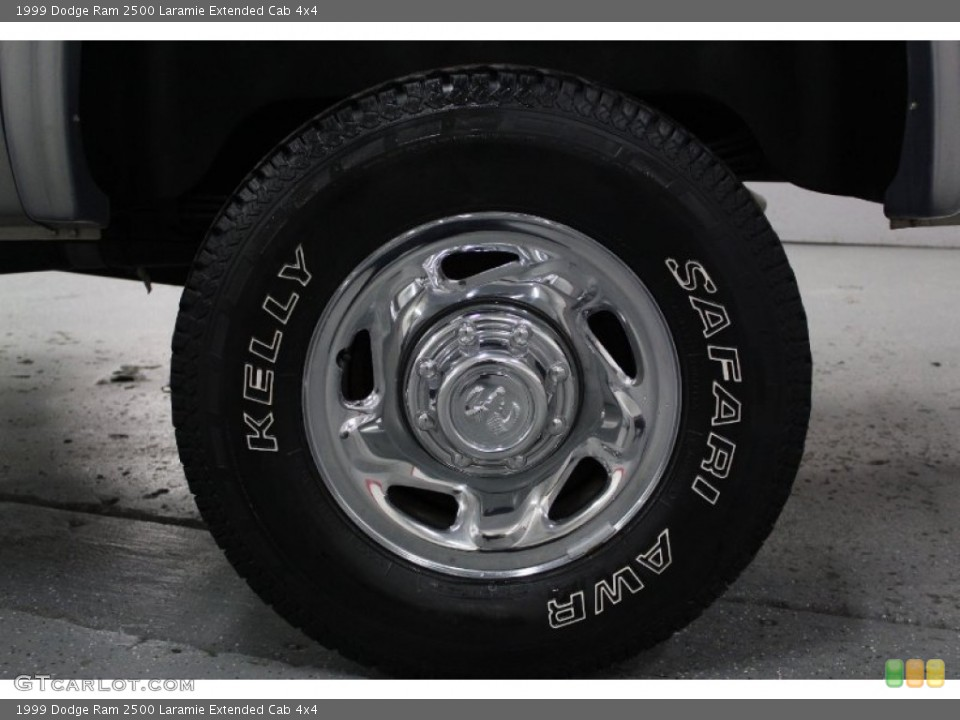 1999 Dodge Ram 2500 Wheels and Tires