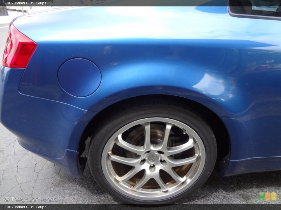 2007 Infiniti G Wheels and Tires