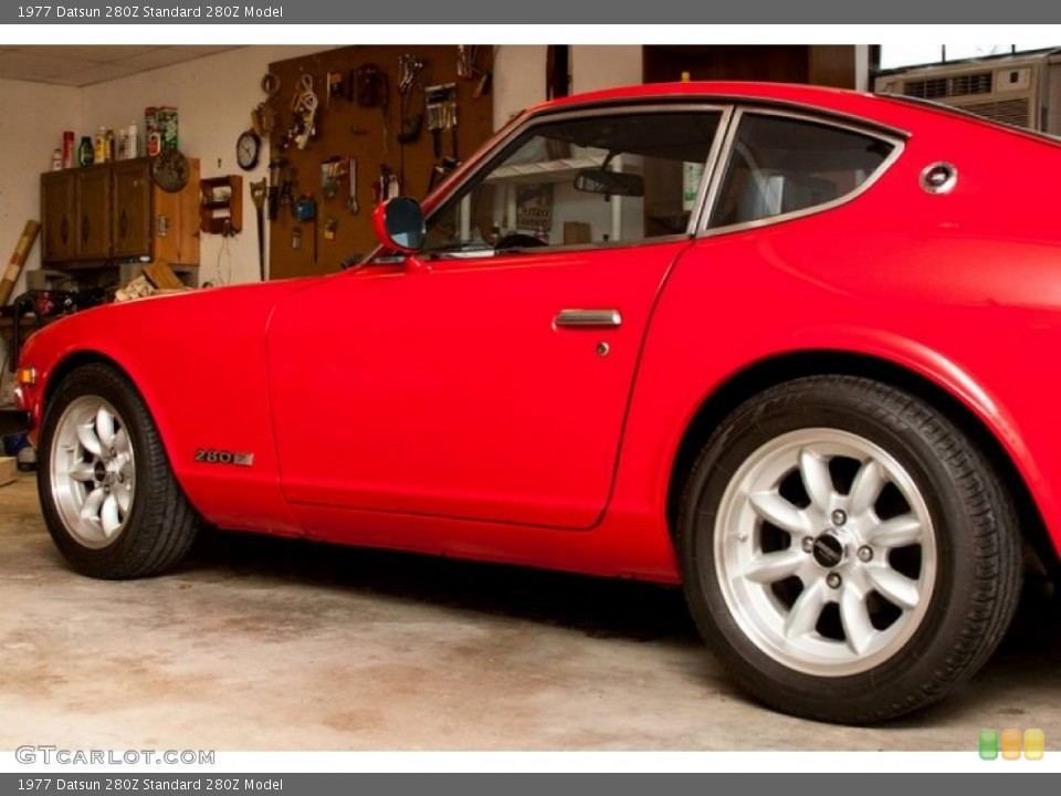 1977 Datsun 280Z Wheels and Tires