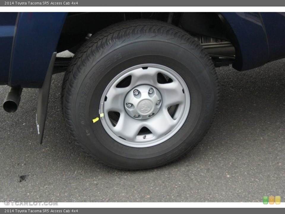 Toyota Tacoma Rims and Tires