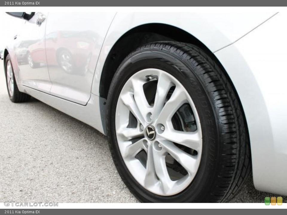2011 Kia Optima Wheels and Tires