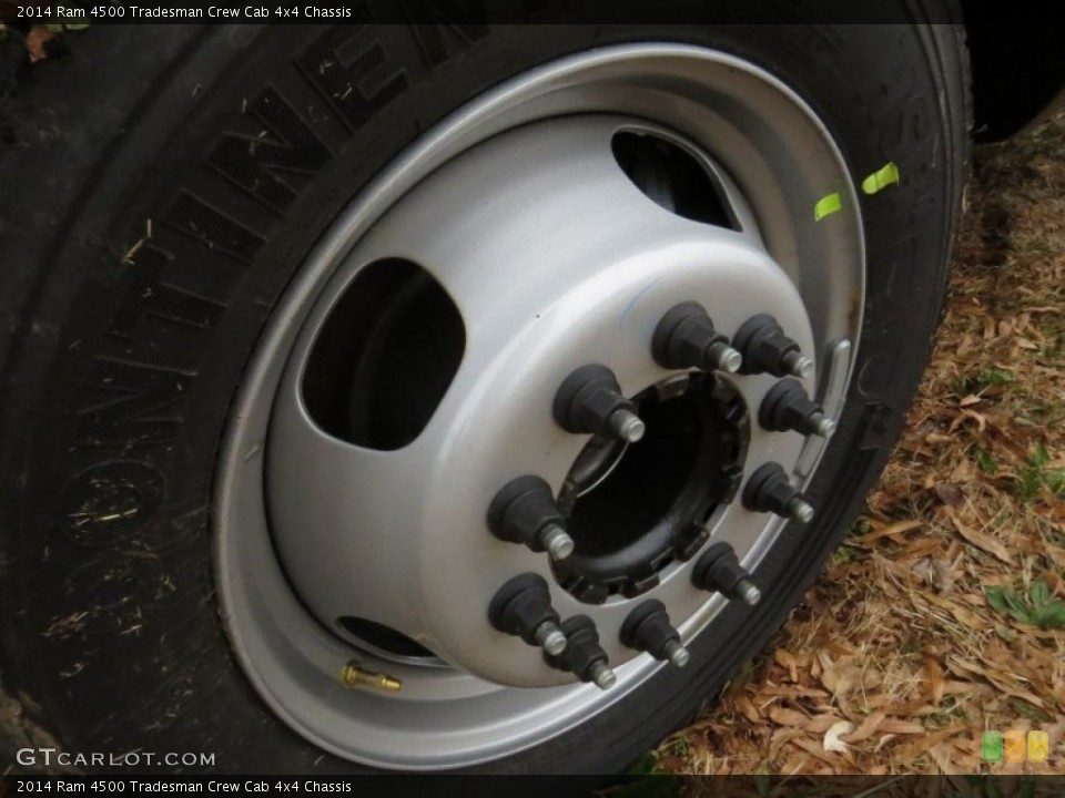 2014 Ram 4500 Wheels and Tires
