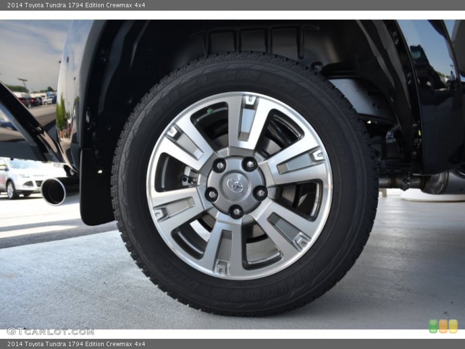 2014 Toyota Tundra Wheels and Tires