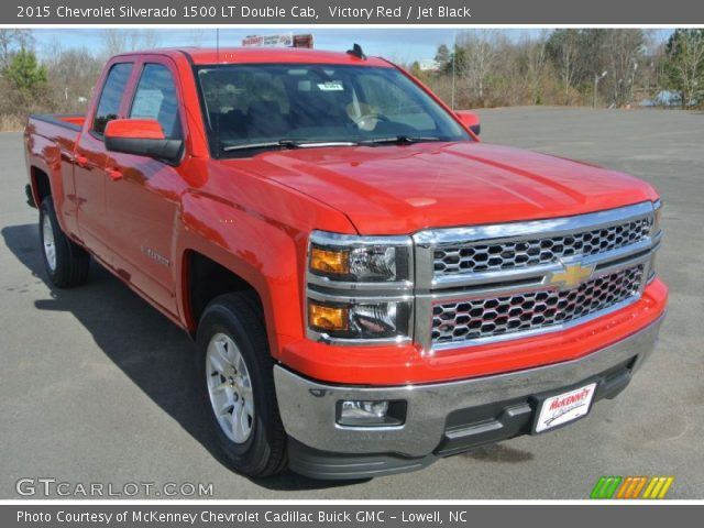 2015 Chevrolet Silverado 1500 LT Double Cab in Victory Red