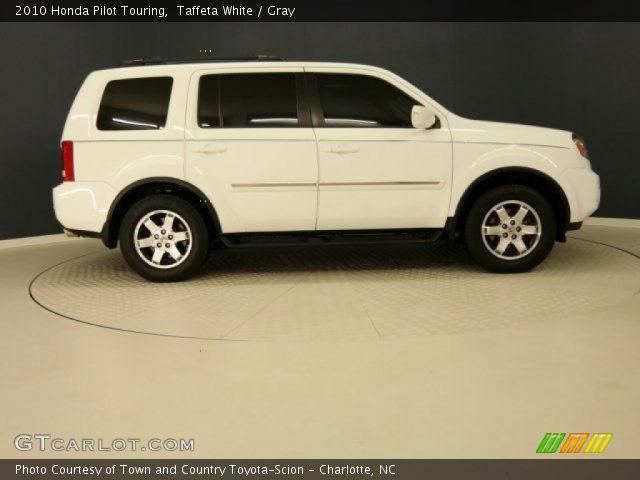 2010 Honda Pilot EX-L 4WD in Taffeta White photo #3 ...   2010 Honda Pilot White