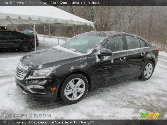 2015 Chevrolet Cruze Diesel in Black Granite Metallic
