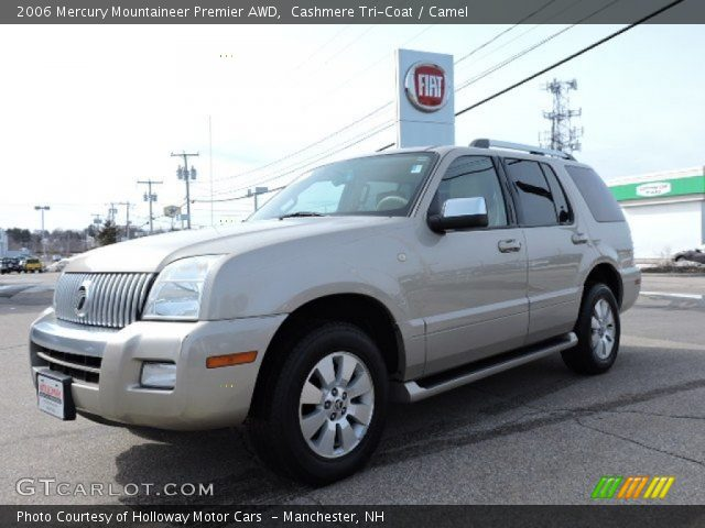 2006 Mercury Mountaineer Premier AWD in Cashmere Tri-Coat