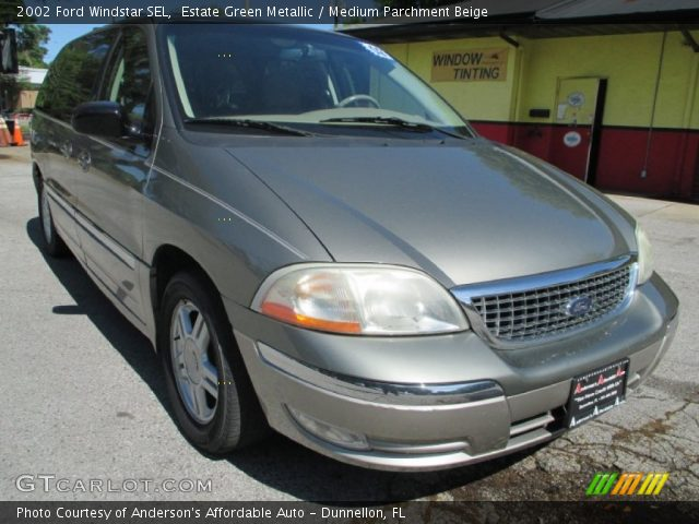 estate green metallic 2002 ford windstar sel medium parchment beige interior gtcarlot com vehicle archive 102619981 estate green metallic 2002 ford windstar sel medium parchment beige interior gtcarlot com vehicle archive 102619981