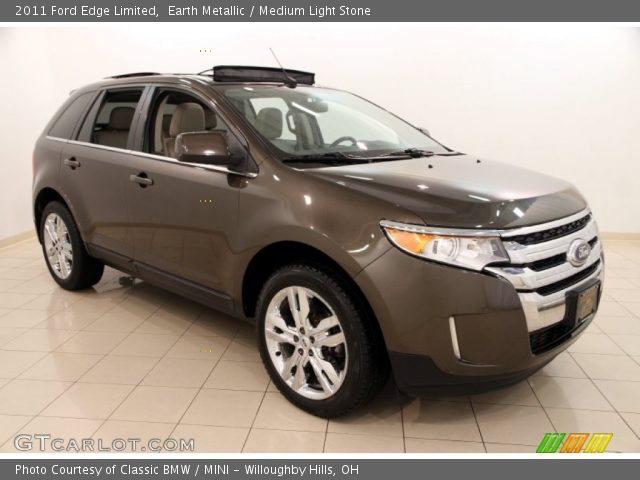 2011 Ford Edge Limited in Earth Metallic