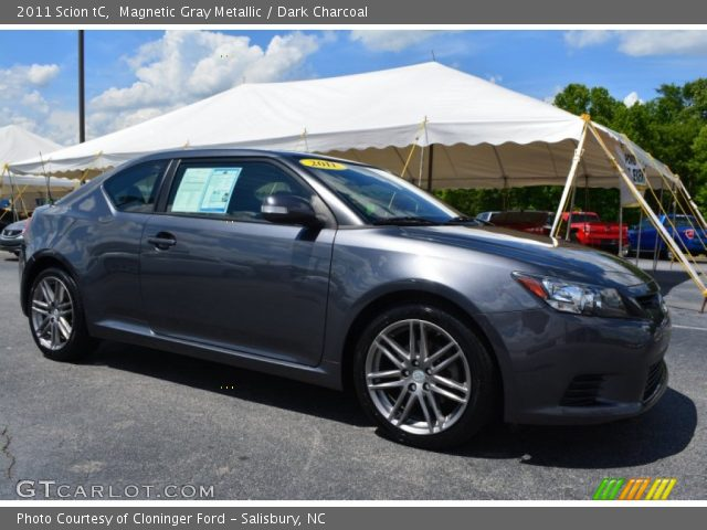 2011 Scion tC  in Magnetic Gray Metallic