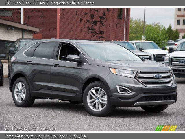 2015 ford edge sel awd in magnetic metallic - 2015 Ford Edge Magnetic