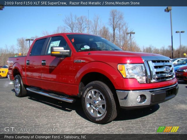 2009 F150 Xlt Supercrew 2009 Ford F150 Xlt Sfe