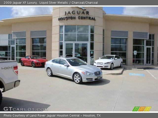 2009 Jaguar XF Luxury in Liquid Silver Metallic