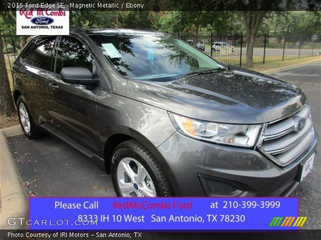 2015 ford edge se in magnetic metallic - 2015 Ford Edge Magnetic