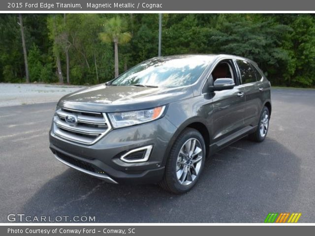 2015 ford edge titanium in magnetic metallic click to see large photo - 2015 Ford Edge Magnetic