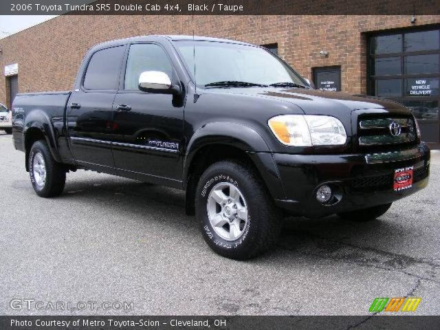 black 2006 toyota tundra sr5 double cab 4x4 taupe interior vehicle archive. Black Bedroom Furniture Sets. Home Design Ideas
