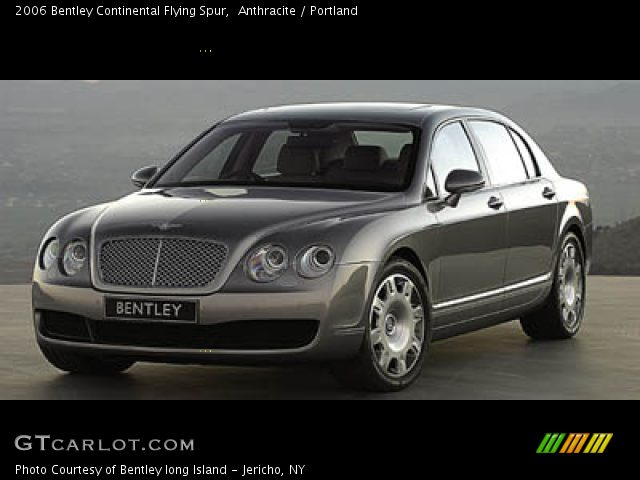 2006 Bentley Continental Flying Spur  in Anthracite
