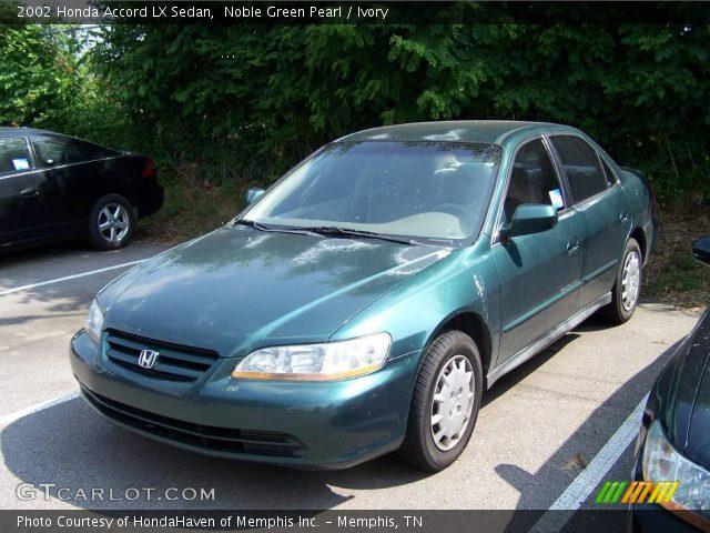 Honda Accord Sedan 2002 2002 Honda Accord lx Sedan in