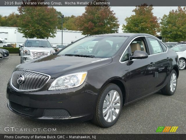 2016 Buick Verano Verano Group in Mocha Metallic