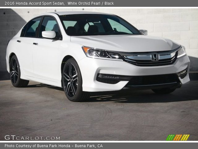 white orchid pearl 2016 honda accord sport sedan black interior vehicle. Black Bedroom Furniture Sets. Home Design Ideas