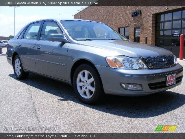 silver spruce metallic 2000 toyota avalon xls taupe interior gtcarlot com vehicle archive 10774860 silver spruce metallic 2000 toyota avalon xls taupe interior gtcarlot com vehicle archive 10774860