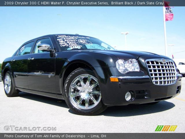 2009 Chrysler 300 C HEMI Walter P. Chrysler Executive Series in Brilliant Black