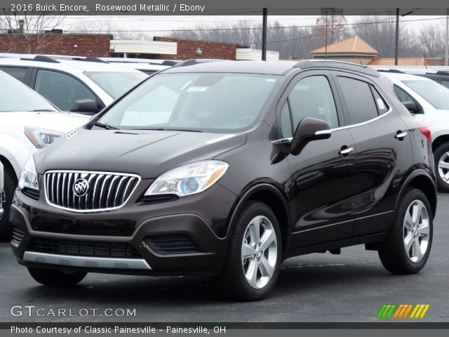 2016 Buick Encore  in Rosewood Metallic