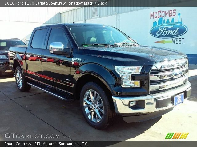 shadow black 2016 ford f150 lariat supercrew black interior vehicle archive. Black Bedroom Furniture Sets. Home Design Ideas