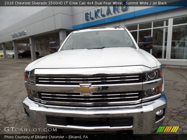summit white 2016 chevrolet silverado 3500hd lt crew cab. Black Bedroom Furniture Sets. Home Design Ideas