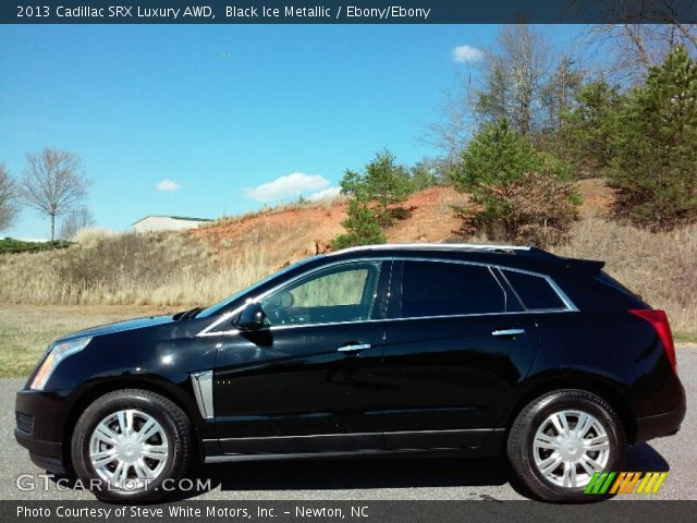 2013 Cadillac SRX Luxury AWD in Black Ice Metallic