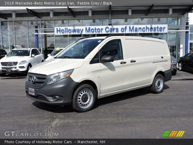 2016 Mercedes-Benz Metris Cargo Van in Pebble Grey
