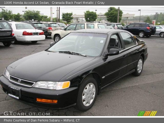 1996 Honda Accord Sedan 1996 Honda Accord lx Sedan in