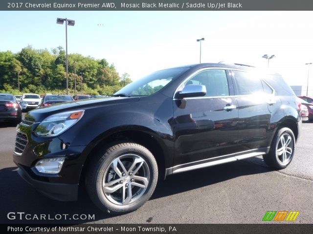mosaic black metallic 2017 chevrolet equinox premier awd. Black Bedroom Furniture Sets. Home Design Ideas