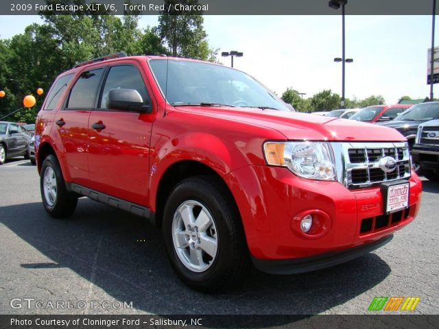 2008 ford escape xlt manual