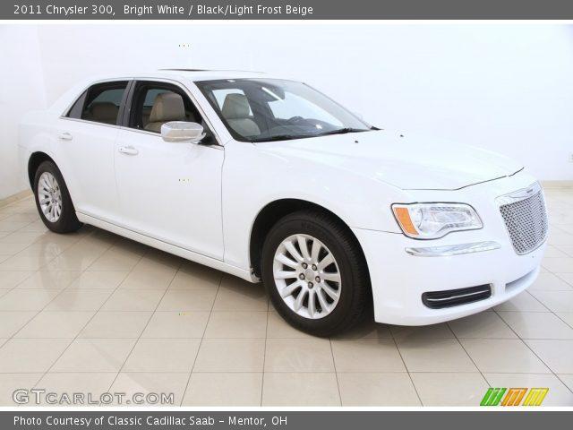 2011 Chrysler 300  in Bright White