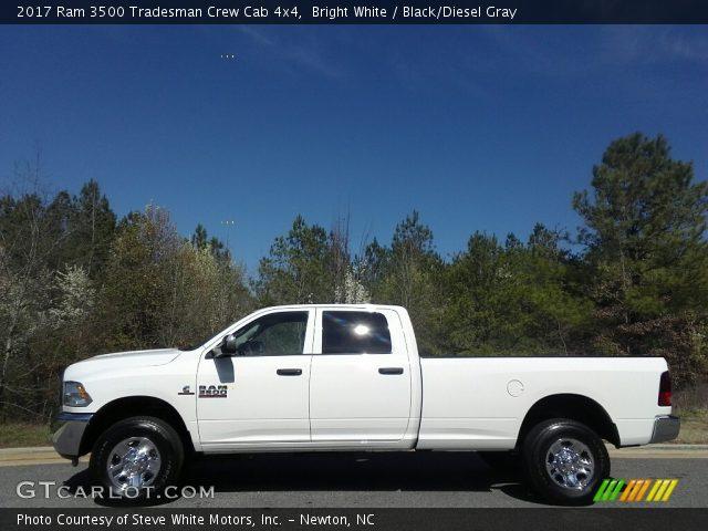 2017 Ram 3500 Tradesman Crew Cab 4x4 in Bright White
