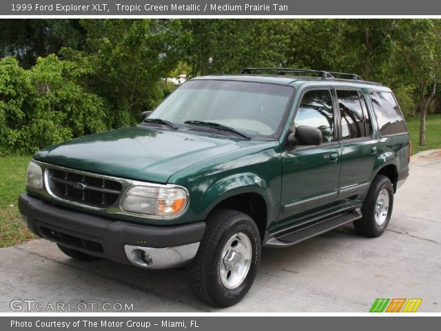 tropic green metallic 1999 ford explorer xlt medium. Black Bedroom Furniture Sets. Home Design Ideas
