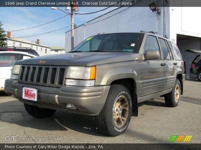 Charcoal gold satin 1996 jeep grand cherokee limited 4x4 - 1996 jeep grand cherokee interior ...