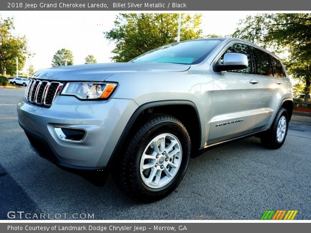 2018 Jeep Grand Cherokee Laredo in Billet Silver Metallic