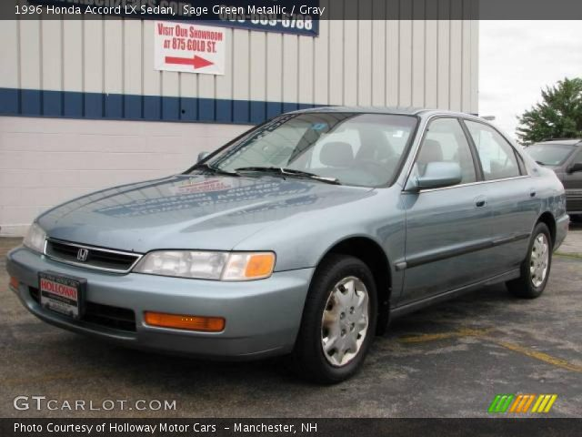 1996 Honda Accord LX Sedan in Sage Green Metallic