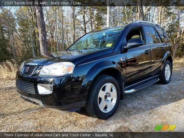 2007 Saturn VUE V6 AWD in Black Onyx