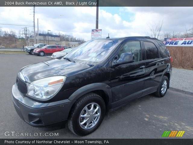2004 Buick Rendezvous CX AWD in Black