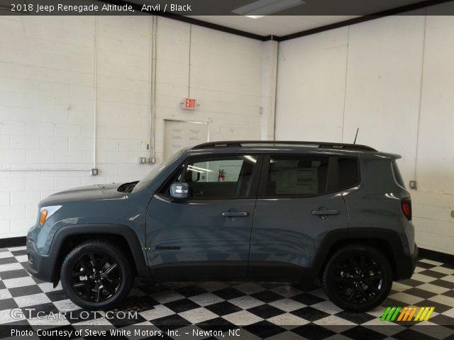 2018 Jeep Renegade Altitude in Anvil